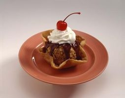 Come rendere facile Deep Fried Ice Cream