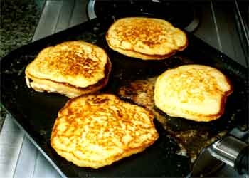 Come fare pancake di latticello