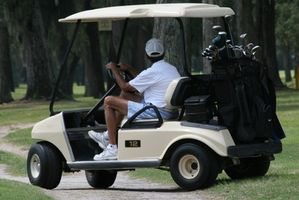 Come sostituire freni su un Golf Cart