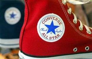 Come pizzo Chuck Taylor Hightops