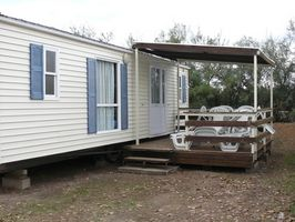 Mobile Home Parchi a Smithville, Texas