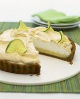 Come rendere facile Key Lime Pie