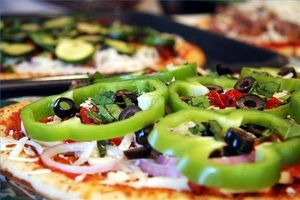 Come fare una Pizza di verdure
