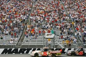 Il Camping a Speedway di Martinsville