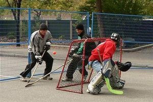 Come giocare Ball Hockey